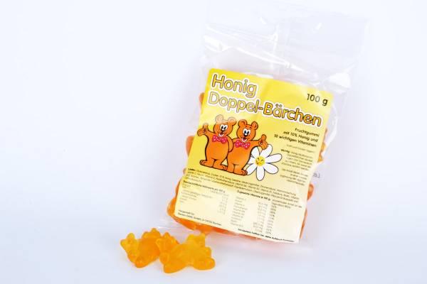 Honig Doppelbärchen